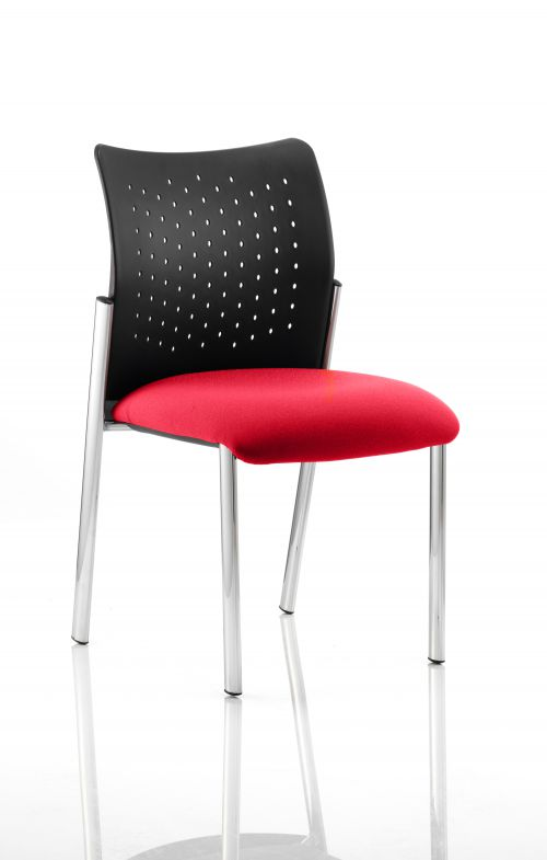 Academy Bespoke Colour Seat Without Arms Post Box Red