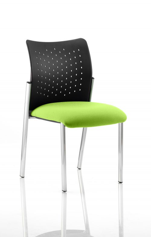 Academy Bespoke Colour Seat Without Arms Lime