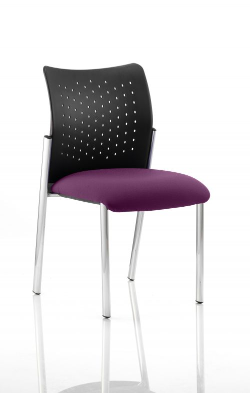 Academy Bespoke Colour Seat Without Arms Purple