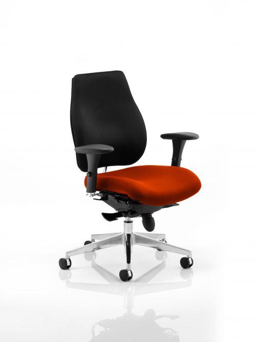 Chiro Plus Bespoke Colour Seat Orange