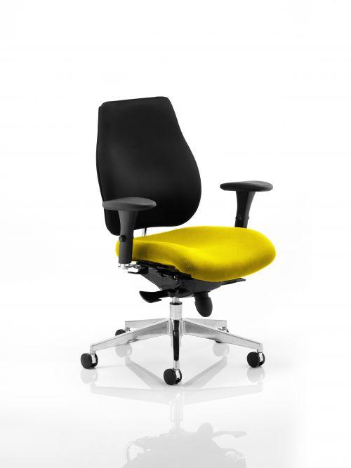 Chiro Plus Bespoke Colour Seat Yellow