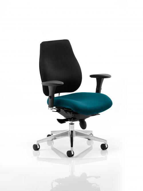 Chiro Plus Bespoke Colour Seat Teal