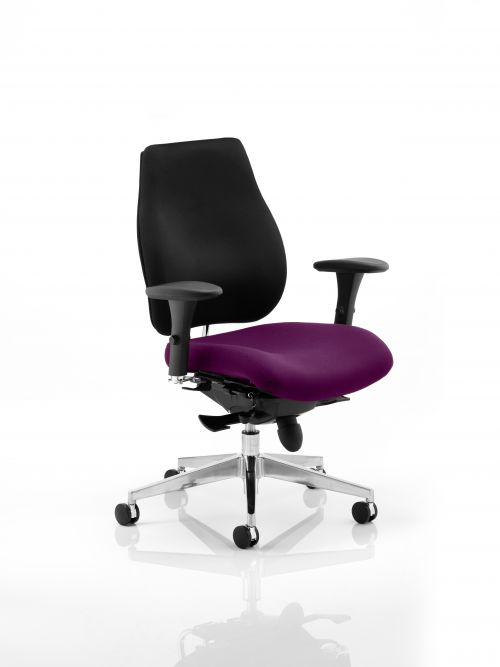 Chiro Plus Bespoke Colour Seat Purple