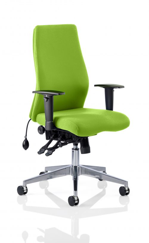 Onyx Bespoke Colour Without Headrest Lime
