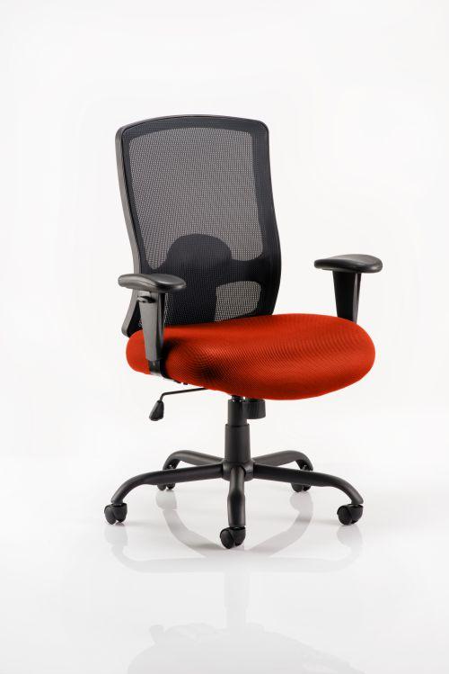 Portland HD Bespoke Colour Seat Orange