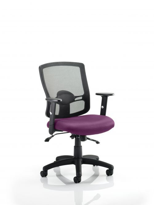 Portland II With Bespoke Colour Seat Purple
