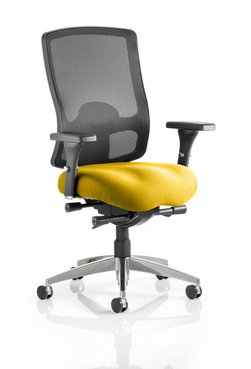 Regent Bespoke Colour Seat Yellow