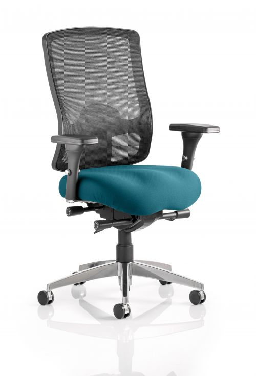 Regent Bespoke Colour Seat Teal