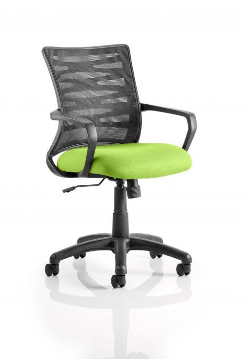Vortex Bespoke Colour Seat Lime