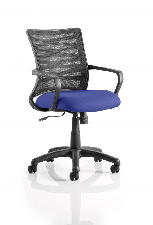 Vortex Bespoke Colour Seat Admiral Blue