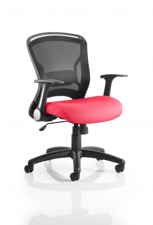 Zeus Bespoke Colour Seat Post Box Red