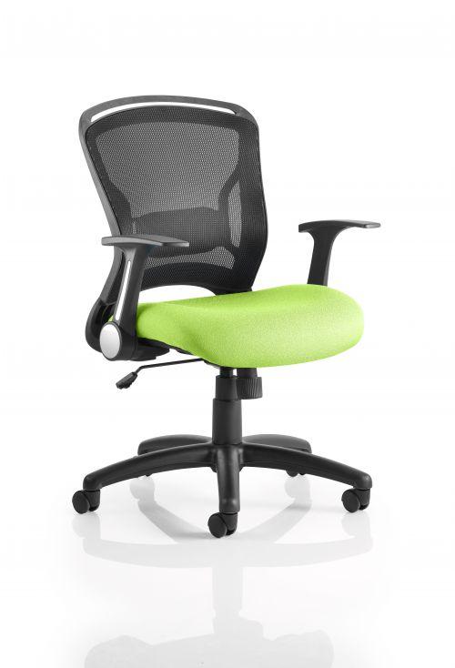 Zeus Bespoke Colour Seat Lime