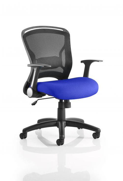 Zeus Bespoke Colour Seat Admiral Blue