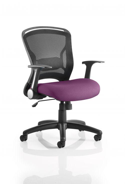 Zeus Bespoke Colour Seat Purple