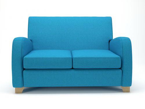 Wynne 132cm Wide Sofa Everlasting Fabric Light Wood Feet