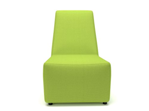 Pella 65cm Wide Chair Period Fabric Standard Feet