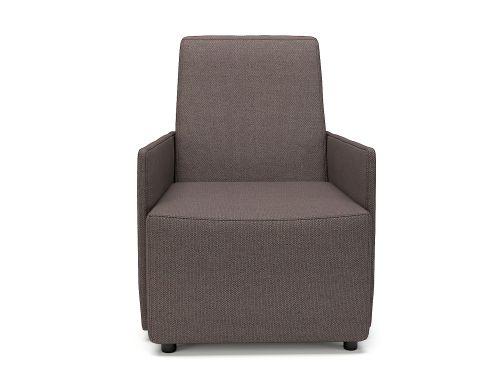 Pella 69cm Wide Armchair History Fabric Standard Feet