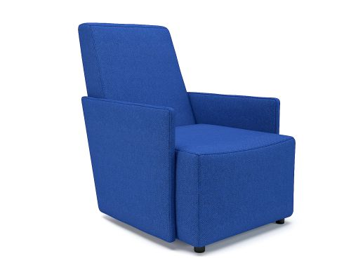 Pella 69cm Wide Armchair Perennial Fabric Standard Feet
