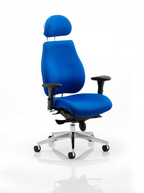 Chiro Plus Chair Blue PO000004