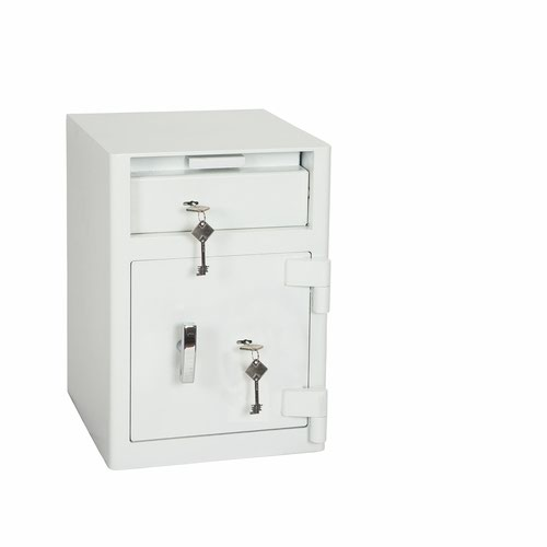 Phoenix Cash Deposit SS0996KD Size 1 Security Safe with Key Lock
