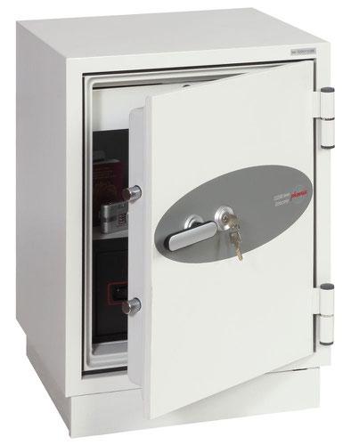 Phoenix Datacombi DS2501K Size 1 Data Safe with Key Lock