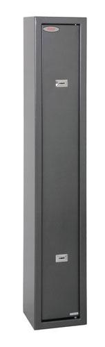 Phoenix Lacerta GS8001K 3 Gun Safe with 2 Key Locks