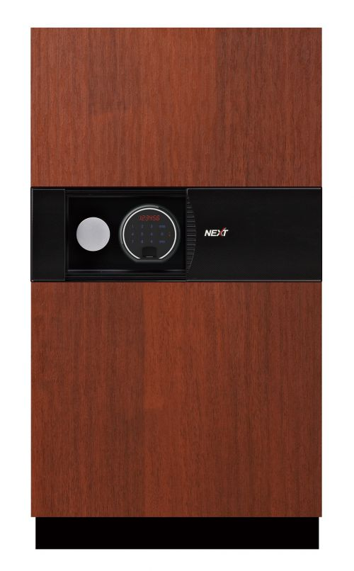 Phoenix Next LS7003FC Luxury Safe Size 3 (Cherry) with Fingerprint Lock