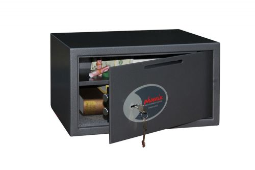 Phoenix Vela Deposit Home & Office SS0803KD Size 3 Security Safe with Key Lock