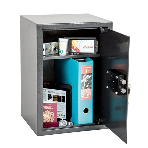 Phoenix Titan FS1283E Size 3 Fire & Security Safe with