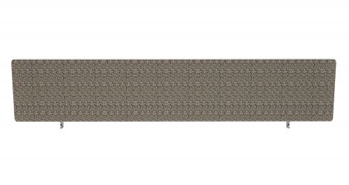Impulse Plus Oblong 450/1800 Desktop Screen Lead Fabric Light Grey Edges