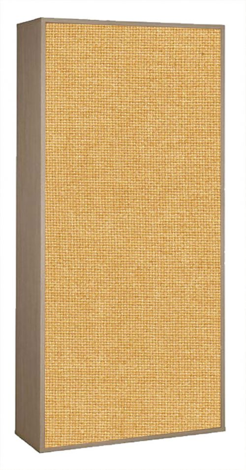 Impulse Plus Oblong 1916/756 Impulse Acoustic Baffles Beige Fabric