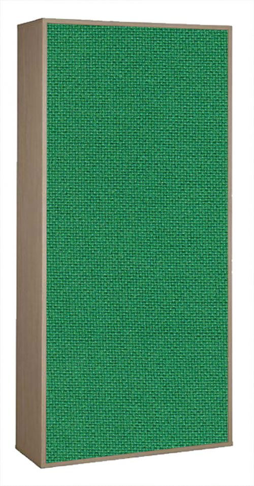 Impulse Plus Oblong 1916/756 Impulse Acoustic Baffles Palm Green Fabric