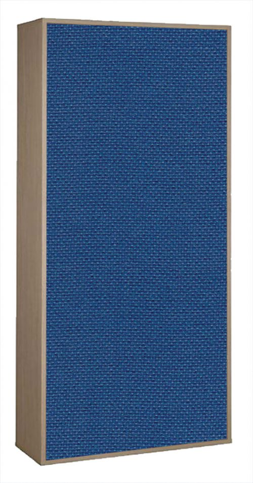 Impulse Plus Oblong 1916/756 Impulse Acoustic Baffles Powder Blue Fabric
