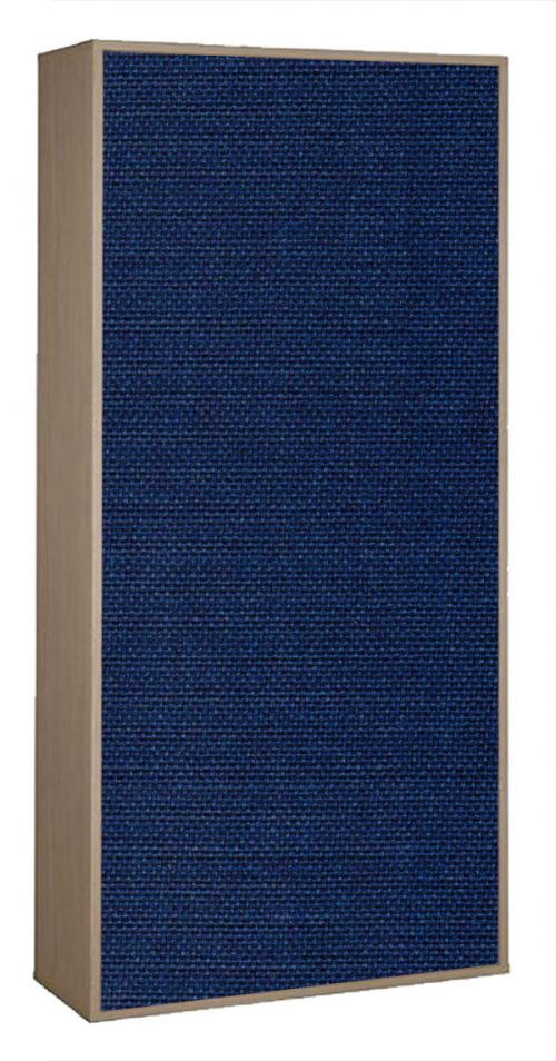 Impulse Plus Oblong 1916/756 Impulse Acoustic Baffles Royal Blue Fabric