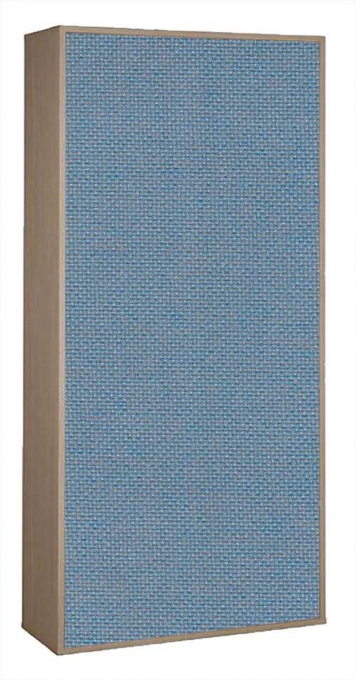 Impulse Plus Oblong 1916/756 Impulse Acoustic Baffles Sky Blue Fabric