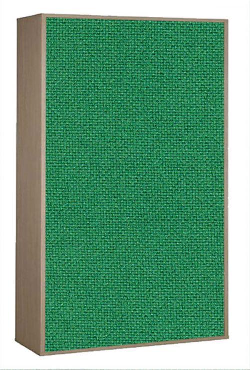 Impulse Plus Oblong 1516/756 Impulse Acoustic Baffles Palm Green Fabric
