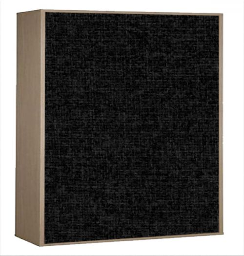 Impulse Plus Oblong 1116/756 Impulse Acoustic Baffles Black Fabric