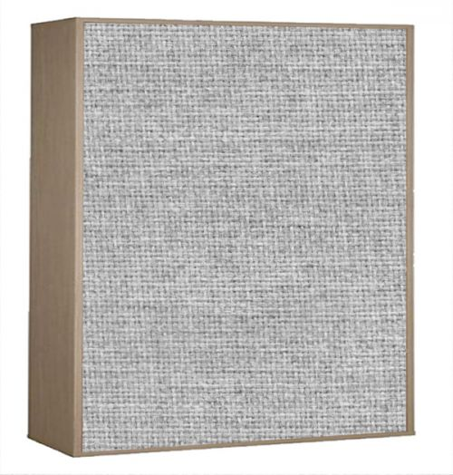 Impulse Plus Oblong 1116/756 Impulse Acoustic Baffles Light Grey Fabric