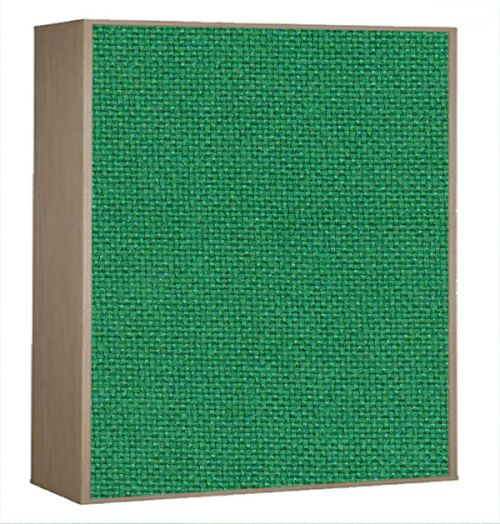 Impulse Plus Oblong 1116/756 Impulse Acoustic Baffles Palm Green Fabric