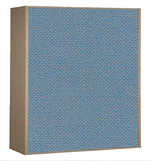Impulse Plus Oblong 1116/756 Impulse Acoustic Baffles Sky Blue Fabric