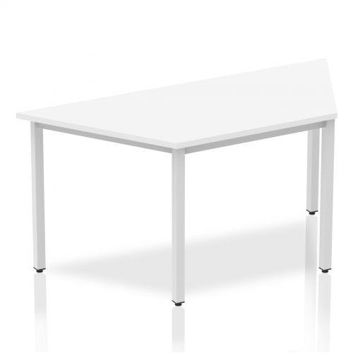 Impulse 1600 Flip Top Rectangular Table White