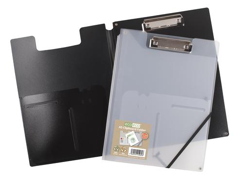 A5 50% Recycled Clipboard Folder