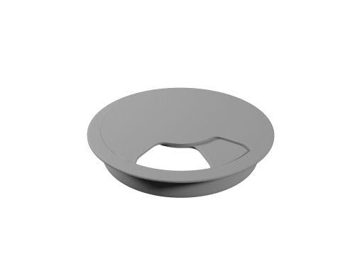 Ashford Advance Plastic Portal - 80mm - Grey