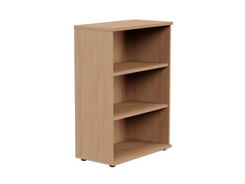 Kito Open Storage 1130mm - 3 Level Beech
