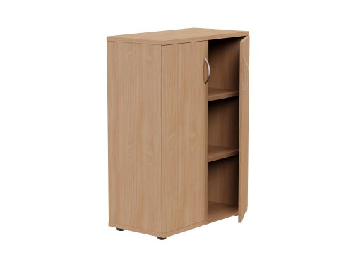 Kito Closed Storage 1130mm - 3 Level Beech