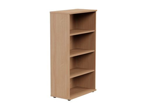 Kito Open Storage 1490mm - 4 Level Beech