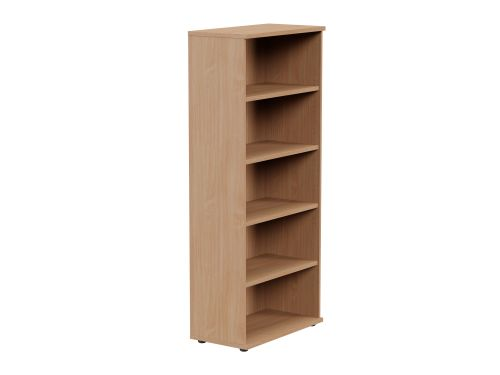 Kito Open Storage 1850mm - 5 Level Beech
