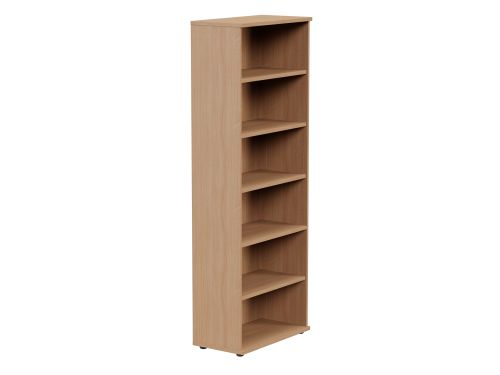 Kito Open Storage 2210mm - 6 Level - Beech