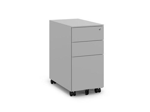 KITO - X Series Steel Ped - 300w x 520d x 600h - Silver
