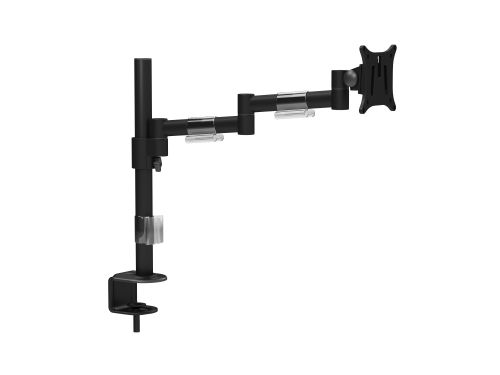 M100 Single Monitor Arm - Black